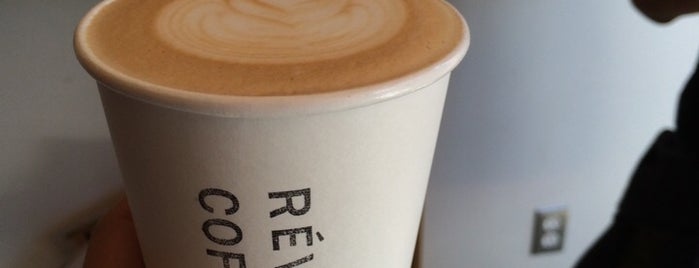 Réveille Coffee Co. is one of San Francisco.