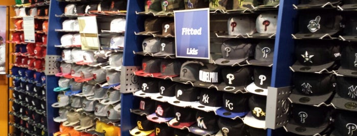 Lids is one of Been there / &0r Go there.