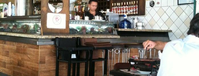 Blend Bar is one of Lugares agora CONHECIDOS.
