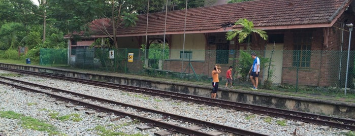Bukit Timah Railway Station is one of Favorite Arts & Entertainment.