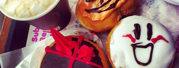 Dunkin' Donuts is one of Love eat!.