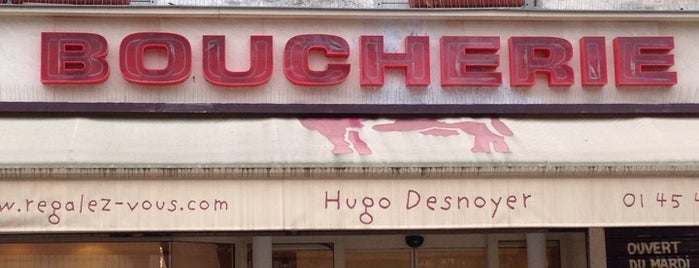 Hugo Desnoyer is one of J'Aime Paris.
