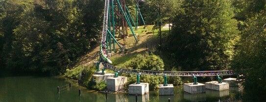 Verbolten - Busch Gardens is one of Roller Coaster Mania.