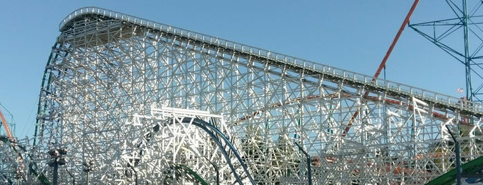 Twisted Colossus is one of Roller Coaster Mania.