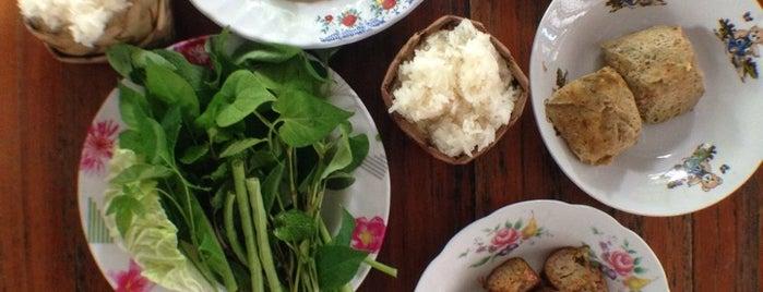 ร้านลาบ ลุงจันทร์ is one of ลำพูน, ลำปาง, แพร่, น่าน, อุตรดิตถ์.