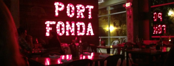 Port Fonda is one of Dinner Spots in KC.