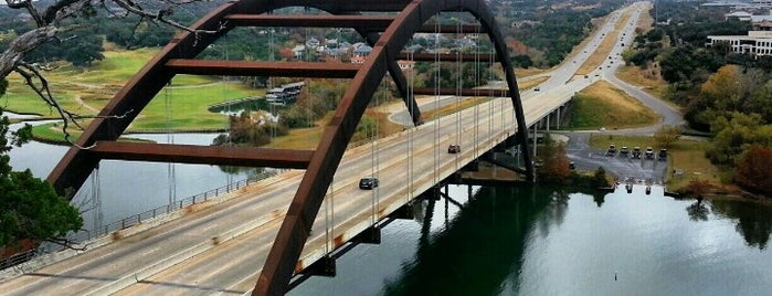 360 Bridge (Pennybacker Bridge) is one of AUS Faves and To Do.