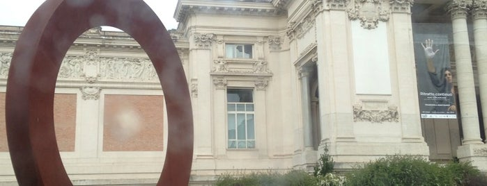 Galleria Nazionale d'Arte Moderna is one of Night of Museums in Rome - May '14.