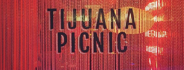 Tijuana Picnic is one of NYC ONCE AGAIN.