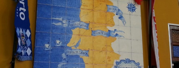 Tonel Bistrô Lusitano is one of Restaurantes.