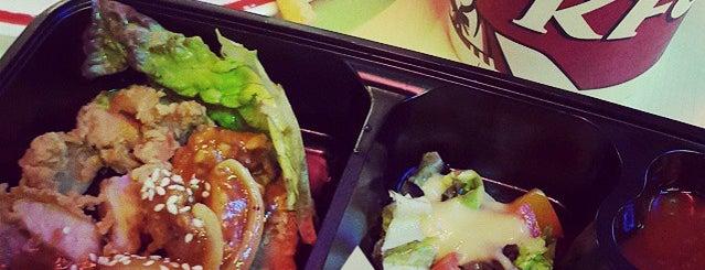 KFC is one of Luwuk Best Place.