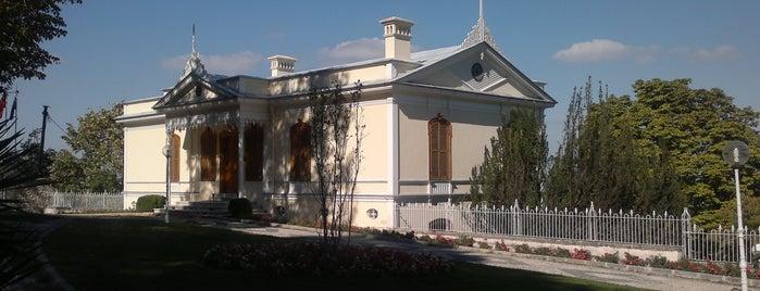 BURFAŞ Hünkar Köşkü Sosyal Tesisi is one of Best places in Bursa, Türkiye.