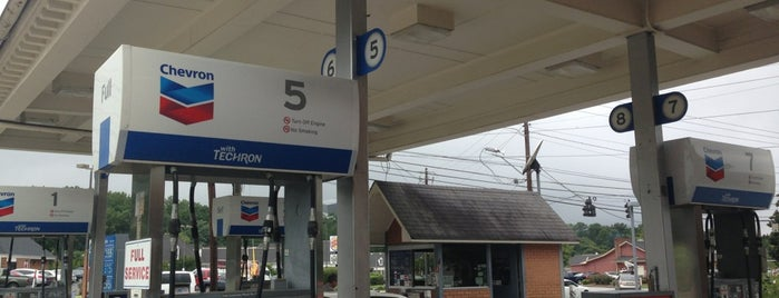 Chevron is one of Places to Visit in Dunwoody.