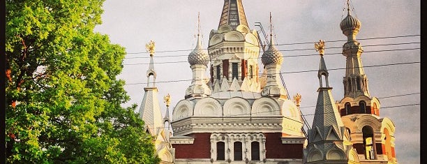 Собор Святителя Николая Чудотворца is one of Православный Петербург/Orthodox Church in St. Pete.