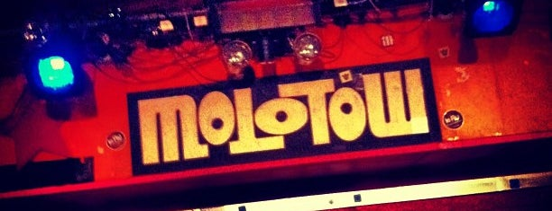 Molotow is one of Must-visit Nightlife Spots in Hamburg.