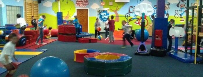 My Gym Cherry Hill is one of Kid Stuff.