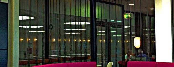 Aspire Lounge is one of Copenhagen.