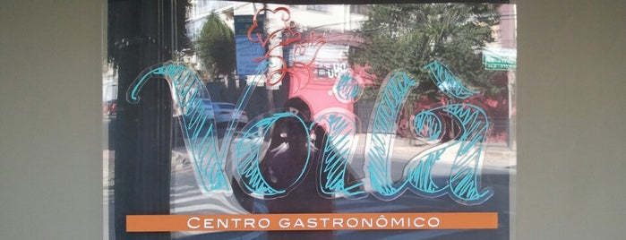 Voilà Centro Gastronômico is one of Restaurantes/Bares em BH.