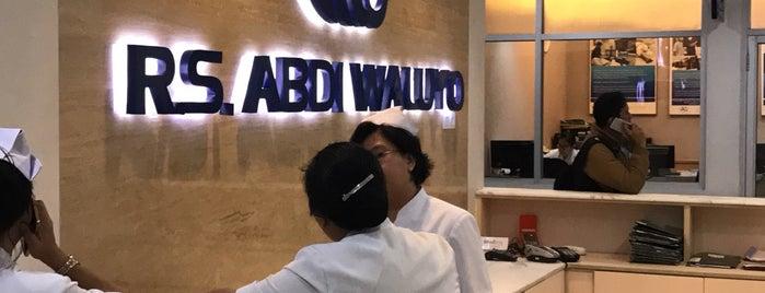 RS Abdi Waluyo is one of It's a Boy! & It's a Girl! Badge.