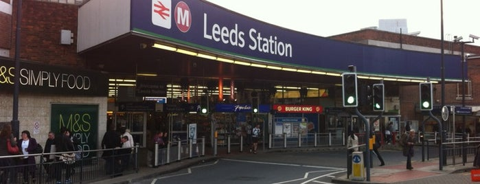 Leeds Railway Station (LDS) is one of Rail stations.