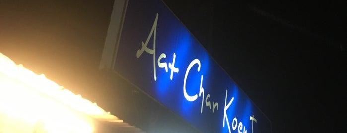 AAT Char Ko Tiaw is one of Makan @ Utara #7.