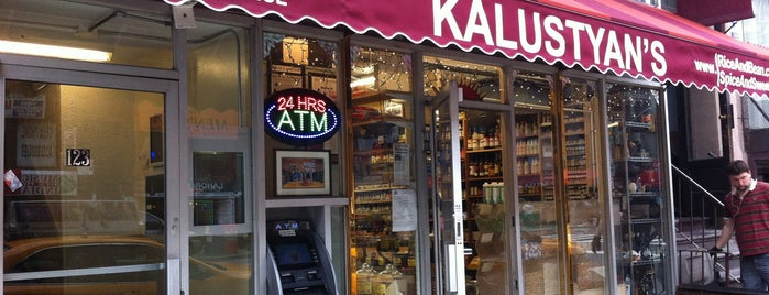 Kalustyan's is one of NYC Manhattan 14th-65th Sts & Central Park.
