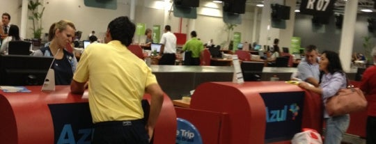 Check-in TRIP is one of Aeroporto de Guarulhos (GRU Airport).
