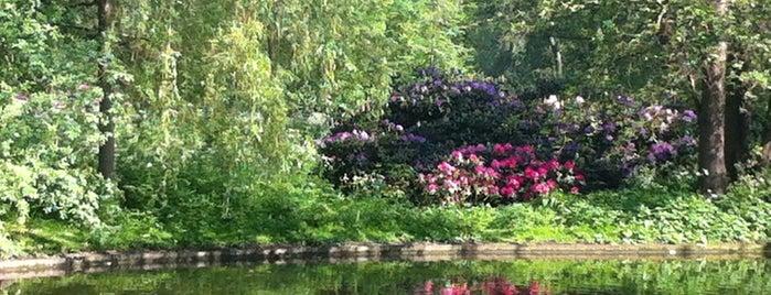 Frederiksberg Gardens is one of Copenhagen.