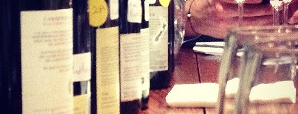 Vinoteca is one of Eat London 2.