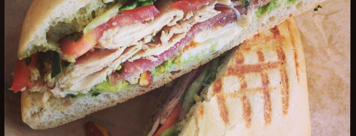 Mendocino Farms is one of Sandwich.