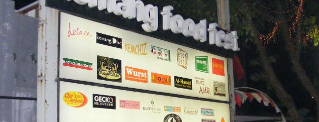 D'fest of Kemang is one of All-time favorites in Indonesia.