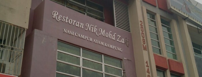 Restoran Nik Mohd Zaki is one of Guide to Putra Heights's best spots.