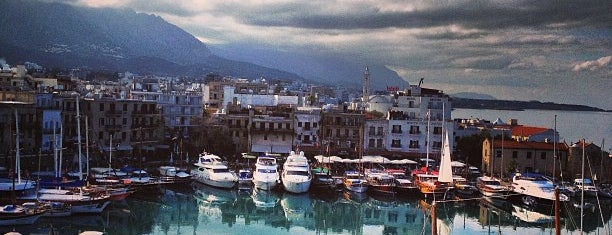 Girne Eski Liman is one of ...