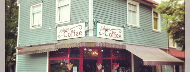 Arbutus Coffee is one of World Coffee Places.