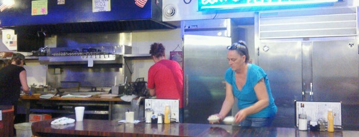 Burt's Peppy Grill is one of A foodie's paradise! ~ Indy.