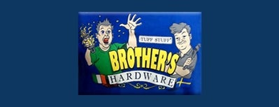 Brothers Hardware is one of Fixer Upper (NY).