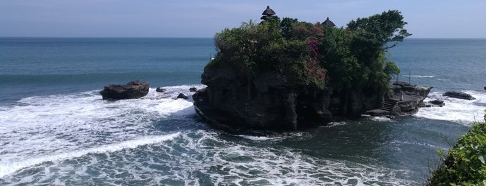 Tanah Lot Temple Bali is one of Bali.