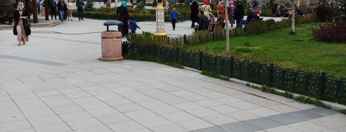 Yakutiye Kent Meydanı is one of boggle.