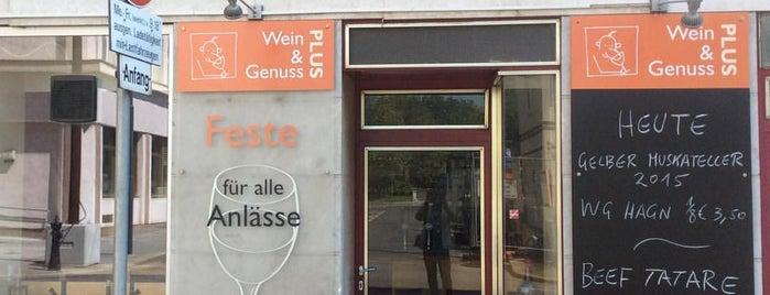Wein&Genuss Plus is one of Wien.