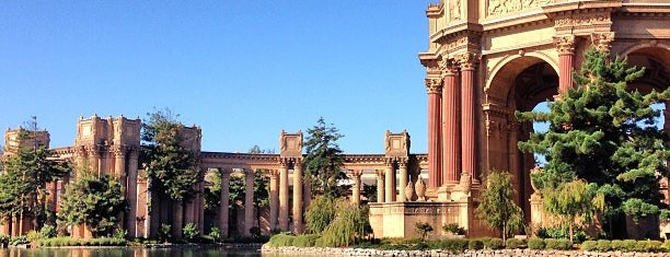 Palace of Fine Arts is one of San Francisco To Do List.