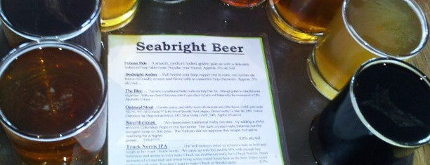 Seabright Brewery is one of Breweries - Southern CA.