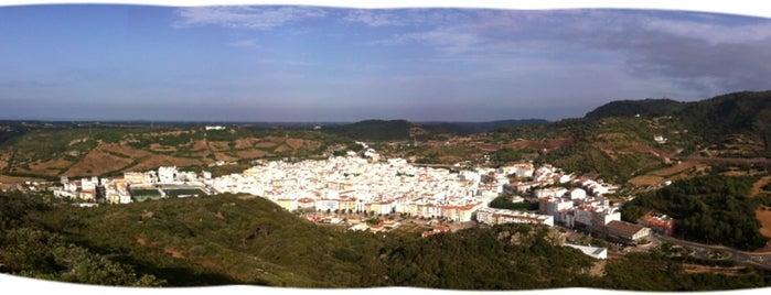 Ferreries is one of Menorca.