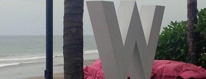 WOOBAR @ W Retreat & Spa Bali - Seminyak is one of Bali.