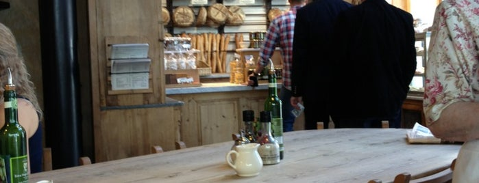 Le Pain Quotidien is one of Guide to Brussels's best spots.