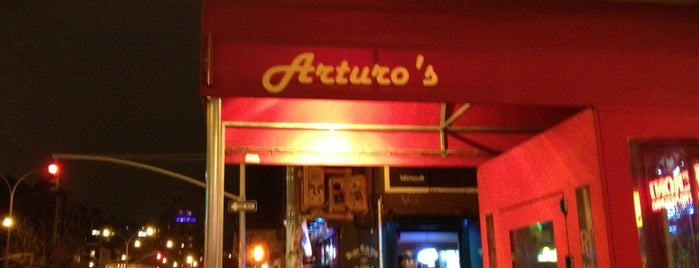 Arturo's Restaurant is one of The 15 Best Places with Live Music in New York City.