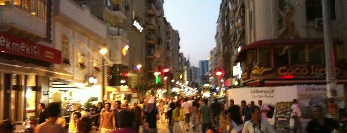 Kıbrıs Şehitleri Caddesi is one of themaraton.