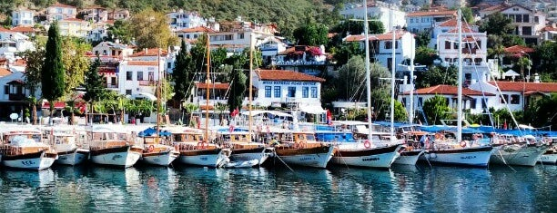 Kaş is one of Ege Akdeniz hevesi.
