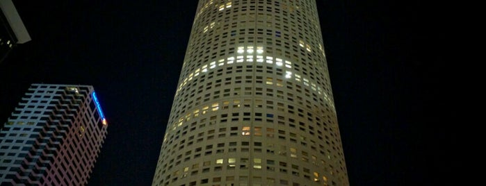 Rivergate Tower is one of Favorite Downtown Attactions.