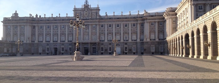 Palais royal de Madrid is one of Rincones madrileños..