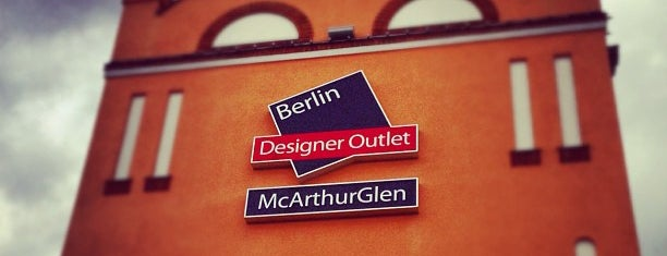 Berlin Designer Outlet is one of Outlets Europe.